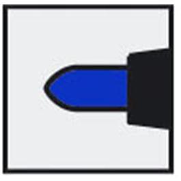 Staedtler Lumocolor Non-Permanent M Blue thumbnail
