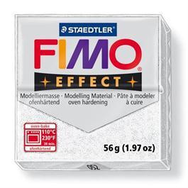 FIMO Effects 56g 052 Glitter White thumbnail