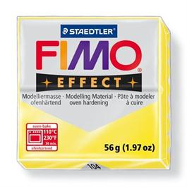 FIMO Effects 56g 104 Transparent Yellow thumbnail