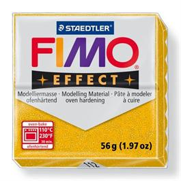 FIMO Effects 56g 112 Glitter Gold thumbnail