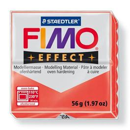 FIMO Effects 56g 204 Transparent Red thumbnail