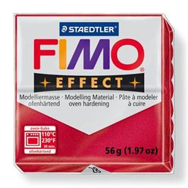 FIMO Effects 56g 28 Metallic Ruby Red thumbnail