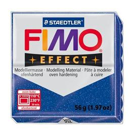 FIMO Effects 56g 302 Glitter Blue thumbnail