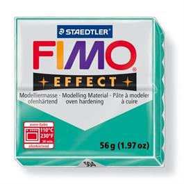 FIMO Effects 56g 504 Transparent Green thumbnail