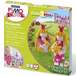 Fimo Kids Form And Play Princess Set Thumbnail Image 0