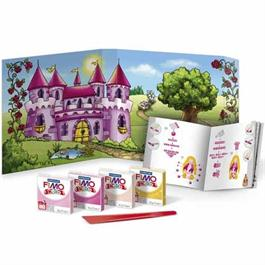 Fimo Kids Form And Play Princess Set Thumbnail Image 2