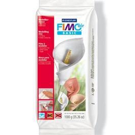 FIMOair Basic Modelling Clay White 1kg thumbnail