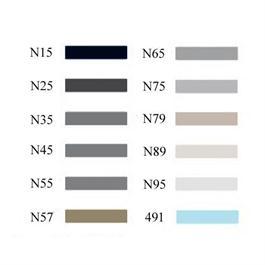 Tombow Dual Brush Pen Set of 12 - Grey Shades Thumbnail Image 1