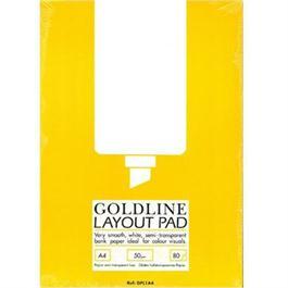 Goldline Layout Pad A2 thumbnail