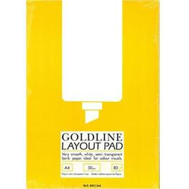 Goldline Layout Pad A3 thumbnail