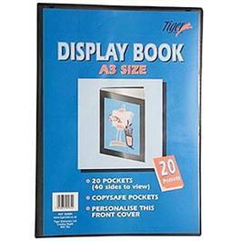 Tiger Display Book A2 10 Pockets thumbnail