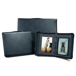 Tech-Style Padded Leather Look Portfolio thumbnail