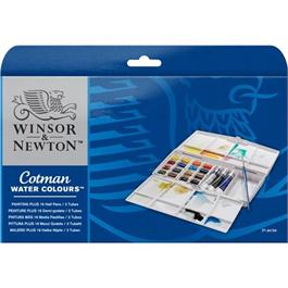 Cotman Painting Plus - Pan/Tube Thumbnail Image 1