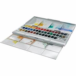 Cotman Watercolour 45 Half Pan Studio Set thumbnail