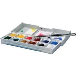 Cotman Watercolour Sketchers Pocket Box Thumbnail Image 0