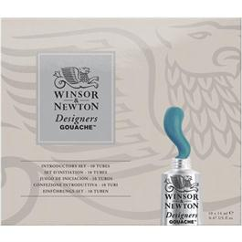 Winsor & Newton Designers' Gouache Introduction Set thumbnail