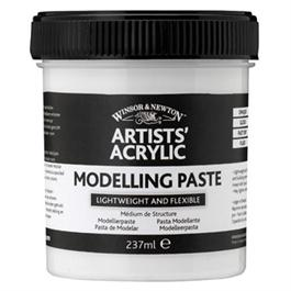 Winsor & Newton Artists' Acrylic Modelling Paste 237ml thumbnail