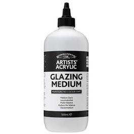 Winsor & Newton Artists' Acrylic Glazing Medium 250ml thumbnail