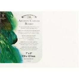 "Winsor & Newton Canvas Boards - 14"" x 10"" thumbnail"
