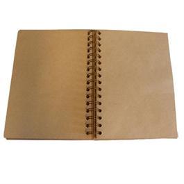 Seawhite A5 ECO Kraft Sketch Book thumbnail