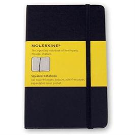 Moleskine Squared Pocket Journal Notebook thumbnail