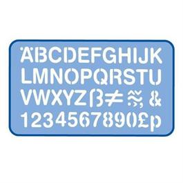 Helix Stencil 20mm thumbnail