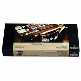 Rembrandt Professional Oil Colour Box Thumbnail Image 1