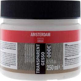Amsterdam Gesso Transparent 250ml thumbnail