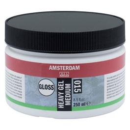 Amsterdam Heavy Gel Medium Gloss 250ml thumbnail