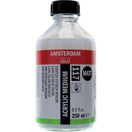 Amsterdam Acrylic Medium Matt 250ml thumbnail