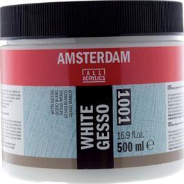 Amsterdam Gesso White 500ml thumbnail