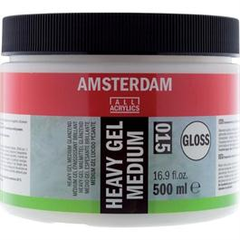 Amsterdam Heavy Gel Medium Gloss 500ml thumbnail