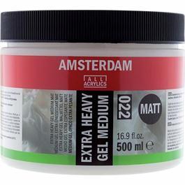 Amsterdam Extra Heavy Gel Medium Matt 500ml thumbnail