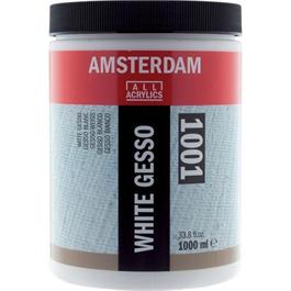 Amsterdam Gesso White Jar 1 Ltr thumbnail
