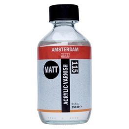 Amsterdam Acrylic Varnish Matt 250ml thumbnail