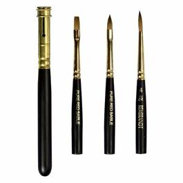 Rembrandt Luxury Water Colour Brushes Travel Set Thumbnail Image 1