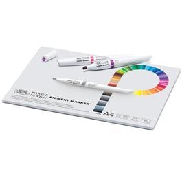 Winsor & Newton Pigment Marker Paper Pads Thumbnail Image 0