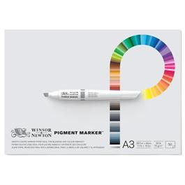 Winsor & Newton Pigment Marker Paper Pads Thumbnail Image 2