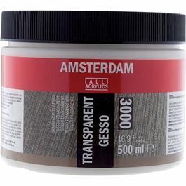 Amsterdam Acrylic Transparent Gesso thumbnail