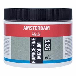 Amsterdam Acrylic Pumice Fine Medium thumbnail