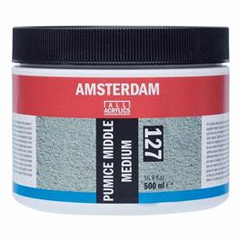 Amsterdam Acrylic Pumice Middle Medium thumbnail