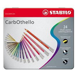 STABILO CarbOthello Tin of 24 thumbnail