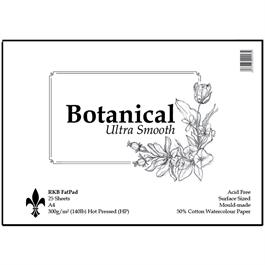 Botanical Ultra Smooth Fat Pad 300gsm A4 thumbnail