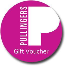 Pullingers E-Gift Voucher thumbnail