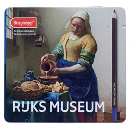 Bruynzeel Dutch Masters 24 Colour Pencils Set thumbnail