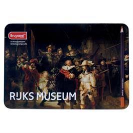 Bruynzeel Dutch Masters 50 Colour Pencils Set  thumbnail