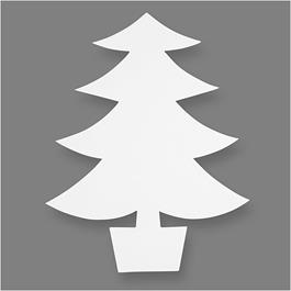 Teach Me Create Your Own Xmas Trees (25 Pieces)