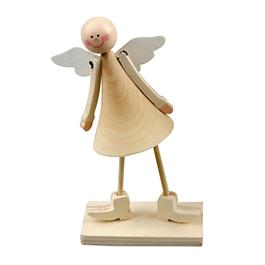 Wooden Cone Angel thumbnail