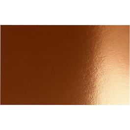 Double-sided Metallic Foil Card A4 Copper Pack of 10 280gsm thumbnail