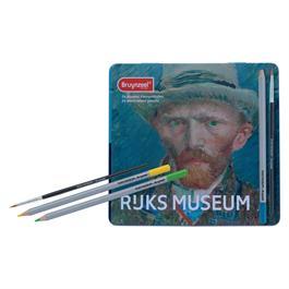 Bruynzeel Dutch Masters 24 Watercolour Pencils Set